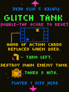 Glitch tank